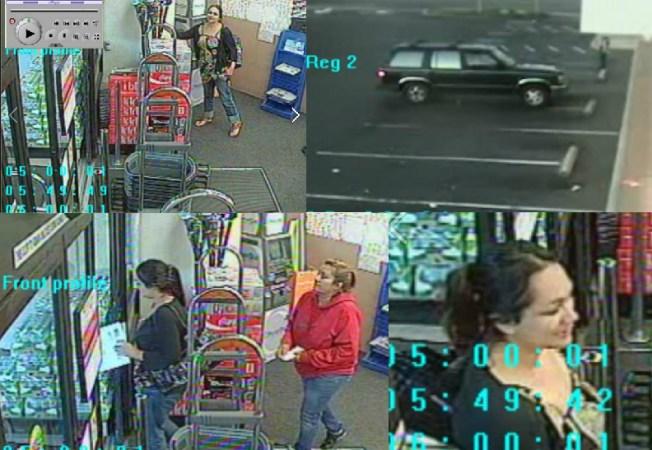 Santa Clara Sheriff's Seeks Help to Identify Suspects