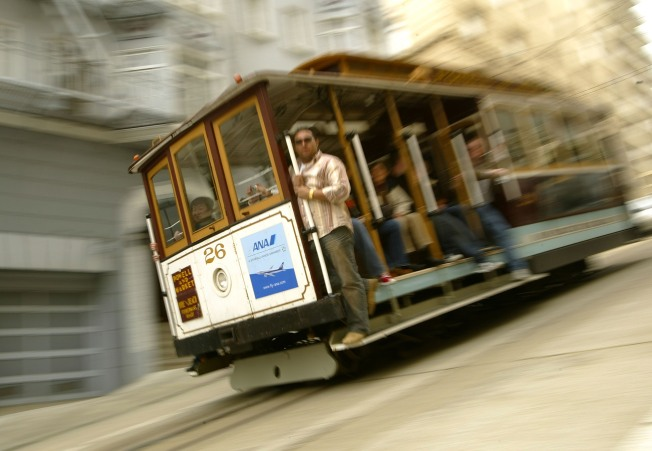 Giants-Themed Cable Car Coming to San Francisco Streets