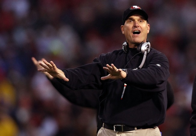 Harbaugh, Coach of the Year, Has 49ers Built for the Long Run