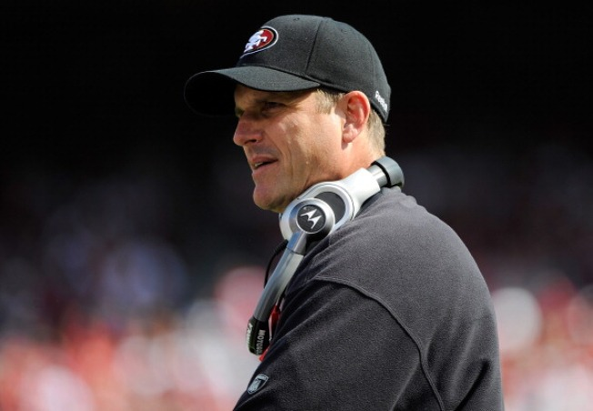Harbaugh: 49ers Need to Win to Earn Attention