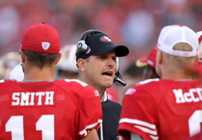 Montana Preaches Patience For 49ers