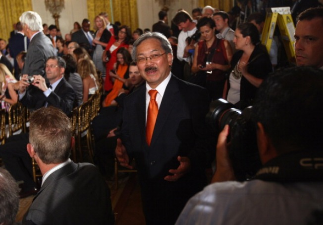 Draft Ed Lee Group Buys TV Ad Time