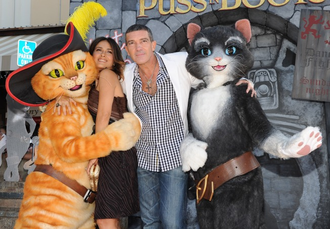 """Puss"" Opening Shreds DreamWorks Stock"