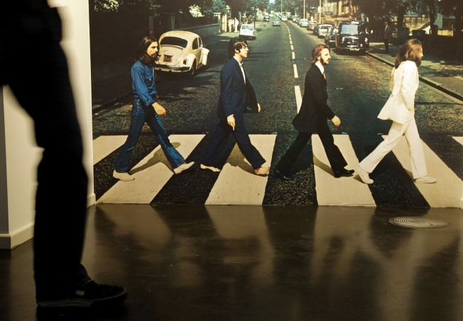 Beatles' Studio Up For Sale
