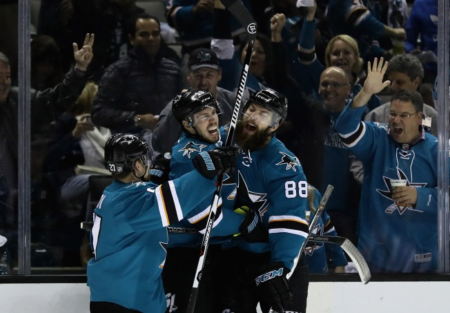 San Jose Sharks Close Out Nashville Predators, Advance to Western Conference Finals
