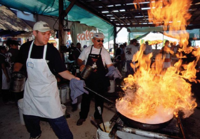 Gilroy Garlic Festival Celebrates 35 Years