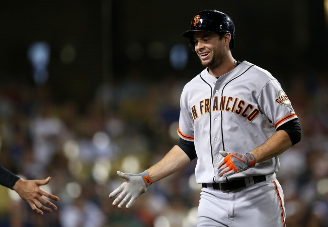 Giants' Belt Wins NL Final Vote for MLB All-Star Game