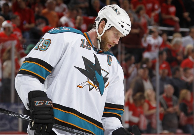Sharks Captain Honored with Special Gift