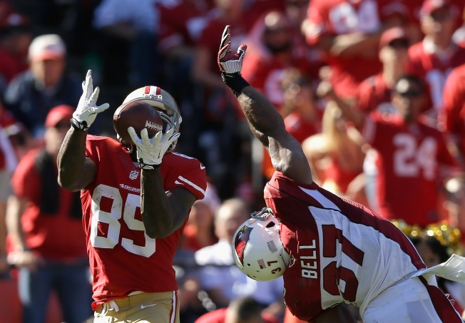 Cardinals May Have Trouble Stopping Vernon Davis
