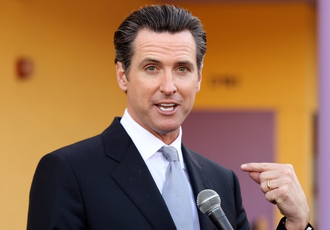 Gavin Newsom Lands Big Stars for New Show