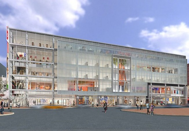 New Mall Could Do What Board of Supes Couldn't