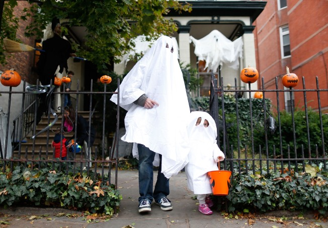 Two Bay Area Cities Named Best for Trick-or-Treating