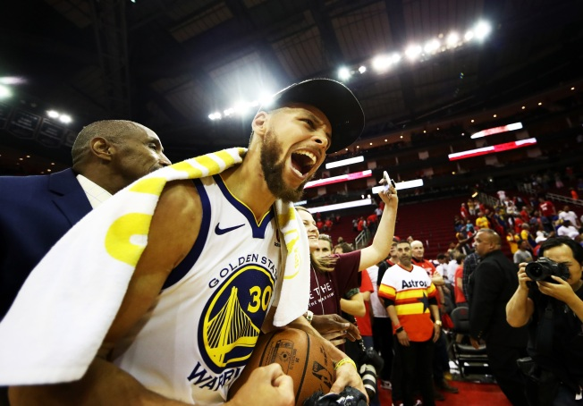 [BAY] Top Moments From Warriors' 2018 Postseason