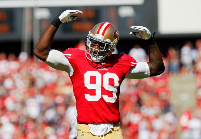 49ers' Aldon Smith Has Become an NFL Force