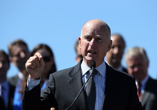 Brown Proposes $122M California Budget, Federal Funding Questions Ahead