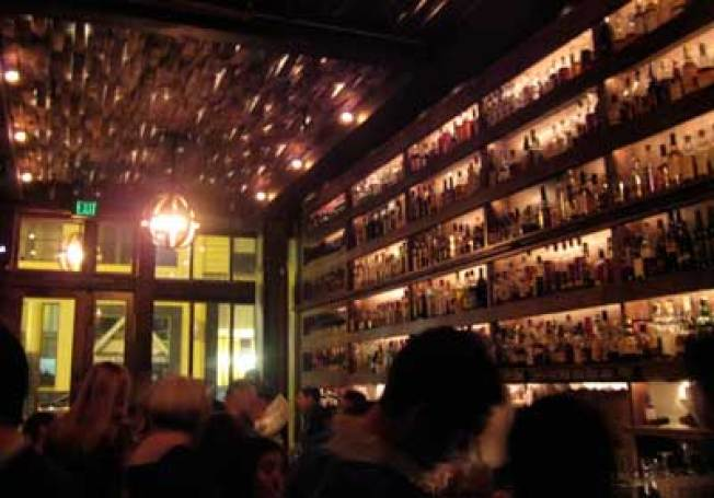 Mag: SF's Rickhouse Among Country's Best Whiskey Bars