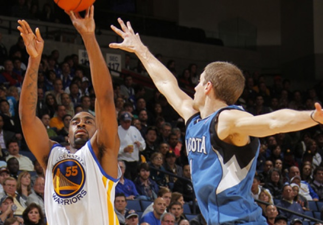 Warriors Snap Losing Streak