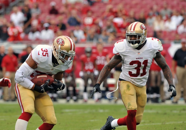 Niners' Reid Proved Doubters Wrong in Rookie Year