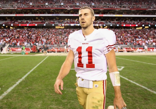Alex Smith to Stay a 49er: Comcast