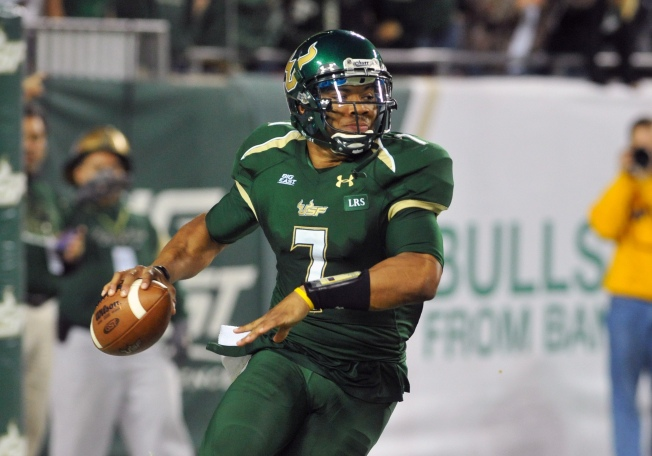 Niners Excited About Quarterback's Versatility