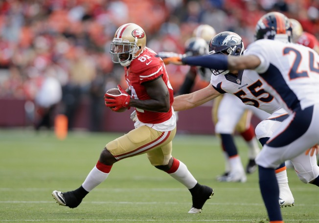 Anquan Boldin Could be X Factor in Seattle