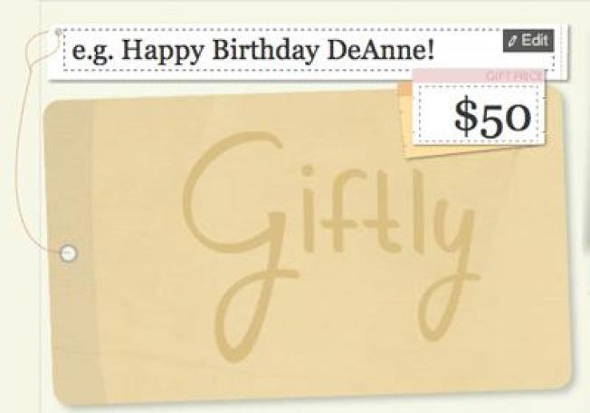 Giftly Will Shake Up Gift Card Market