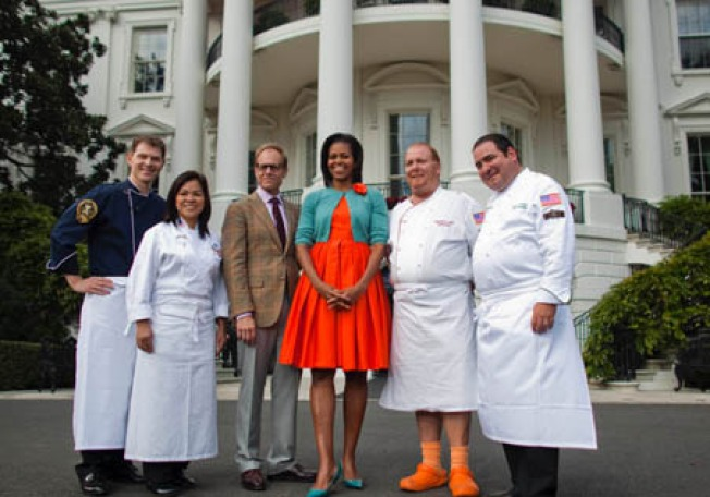 Food Network Admits to White House Slow Food Conspiracy