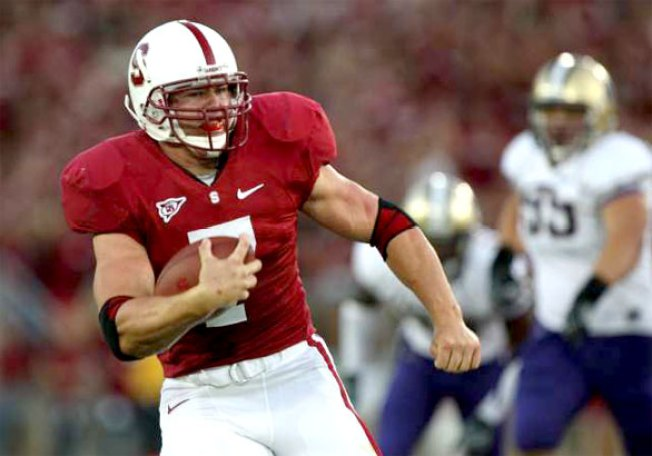 Stanford's Gerhart Graduates to the NFL