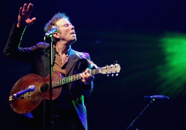 Bay Area's Tom Waits Rocks Into the Hall
