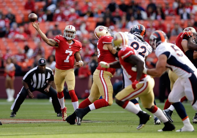 Niners Lose Ragged Opener but Dodge McCoy Scare