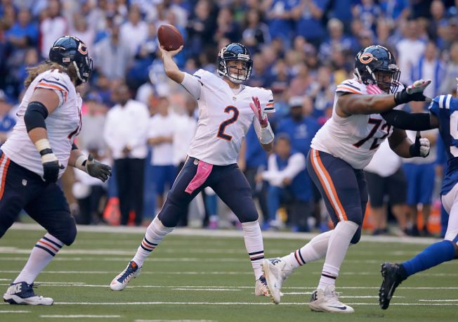 It's Possible Brian Hoyer Could be a Fine QB for 49ers