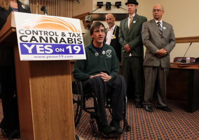 No Marijuana Ballot Measures for California Voters in 2012