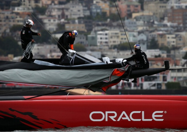 Luna Rossa Skipper Says America's Cup Champ Oracle Cheated
