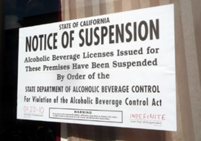 Local Bars Under Fire Following Sudden ABC Crackdown