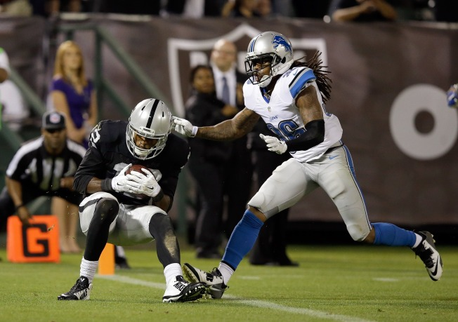 Raiders' Butler Showing He's a Catch