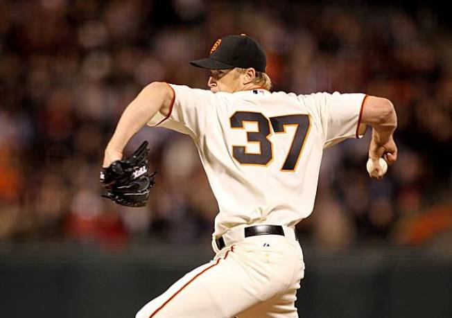 "Giants Pitcher Does ""Well"" in Win"