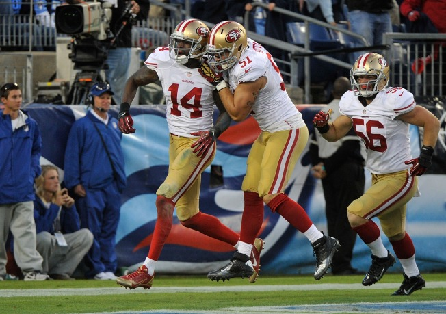 Osgood, Special Teams Have Been Winners for 49ers