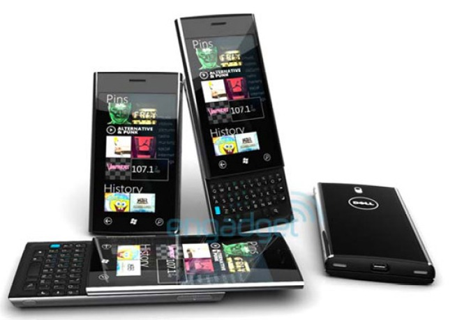 Dell's Four Sexy Smartphones: Are They Real?
