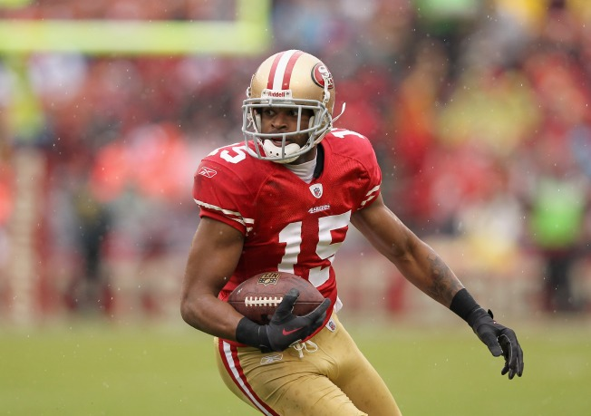 Crabtree Sees Preseason Action For 1st Time