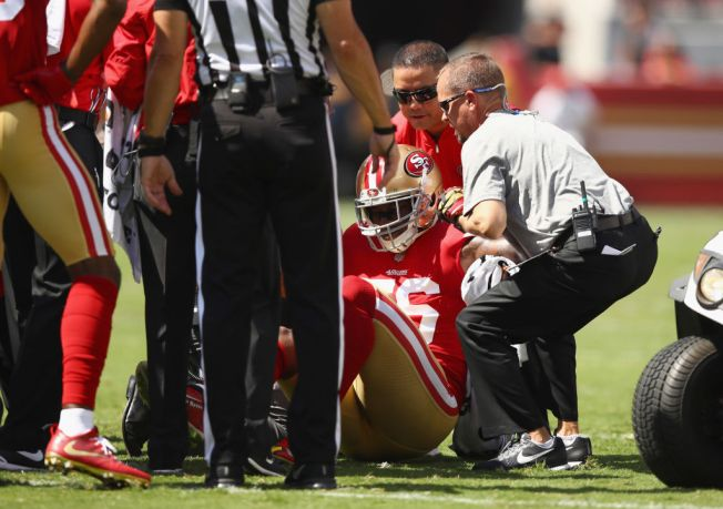 49ers report card: First test of Shanahan era a major flunk job