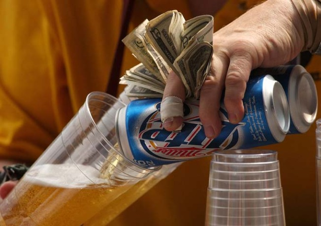 Giants Have Most Expensive Beer in Baseball