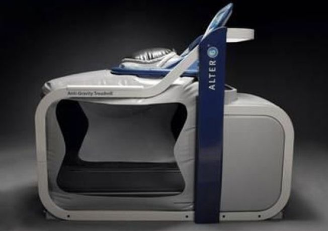 Anti-Gravity Treadmill Is Almost Like Exercising on Mars