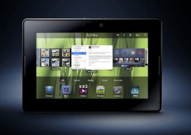 BlackBerry Playbook May Be Verizon Bound