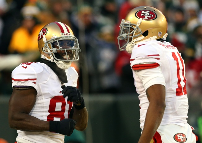 Niners' Wish List Includes Deep-Threat Receiver for 2014