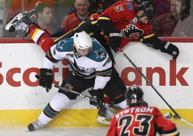 Unheralded Rookie Already Giving Sharks an Edge