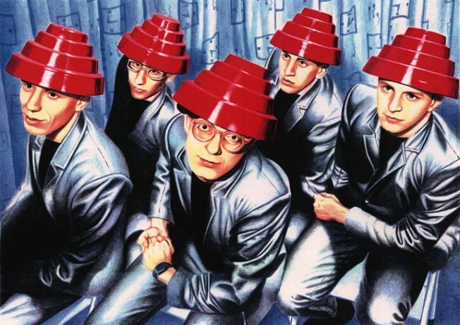 11/6-8: WHIP IT! Devo in Concert on Saturday