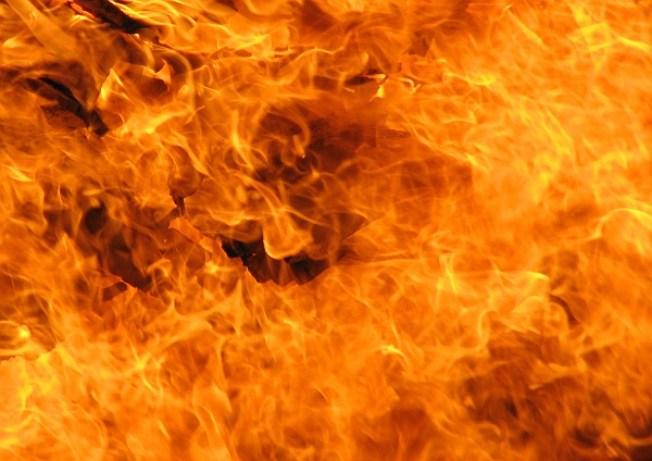 Body Found In Burning Vehicle Near Byron