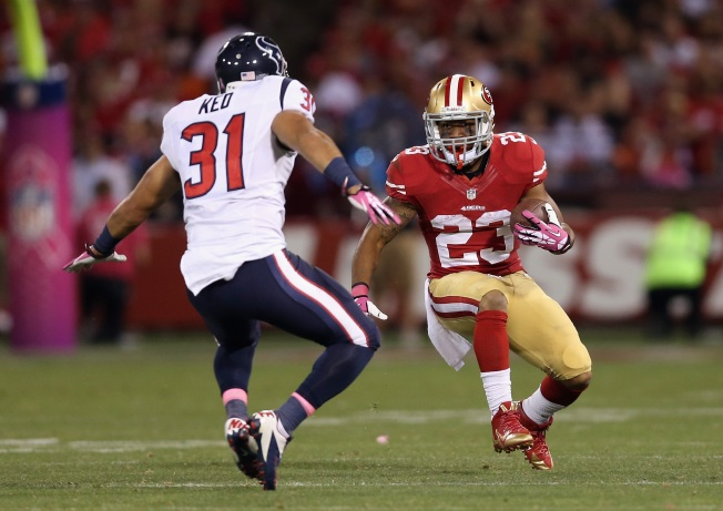LaMichael James Could Be Key to Unlocking 49ers Punt Returns