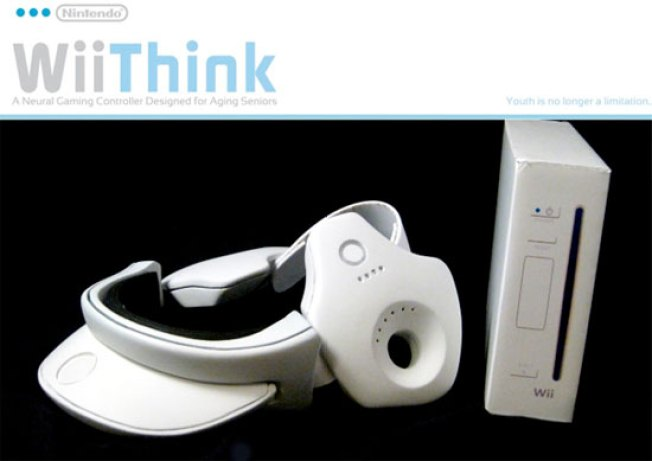 WiiThink Brain Scanner Is One Poorly Thought Out Peripheral
