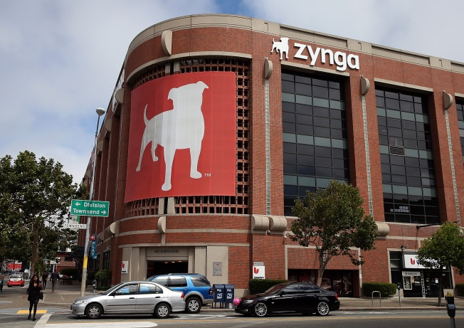 Zynga Puts San Francisco Headquarters Up For Sale
